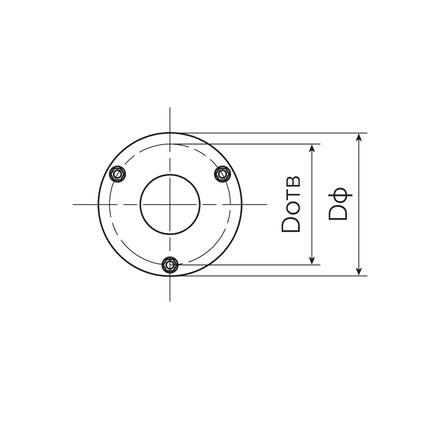 Анкерні вузли для встановлення опор ФМ01