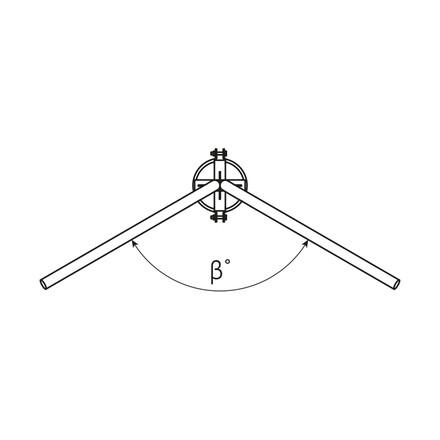 Кронштейн оголовник КО5-2