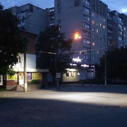 ДСУ07У переход в г. Хмельницкий DSU07U crossing in Khmelnitsky city
