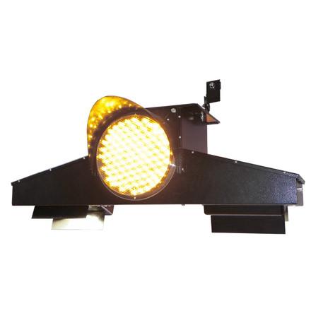 ДСУ07У переход, с желтым светофором DSU07U crossing, with yellow traffic light