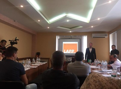 Участие в семинаре