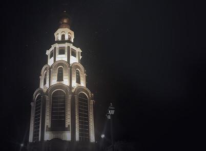 Реконструкція Свято-Георгіївської дзвіниці у Кривому Розі
