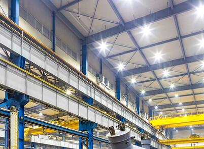 Освітлення робочих приміщень та місць