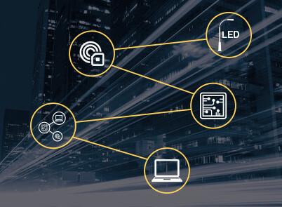Зовнішнє освітлення - відкриває світле майбутнє розумним містам